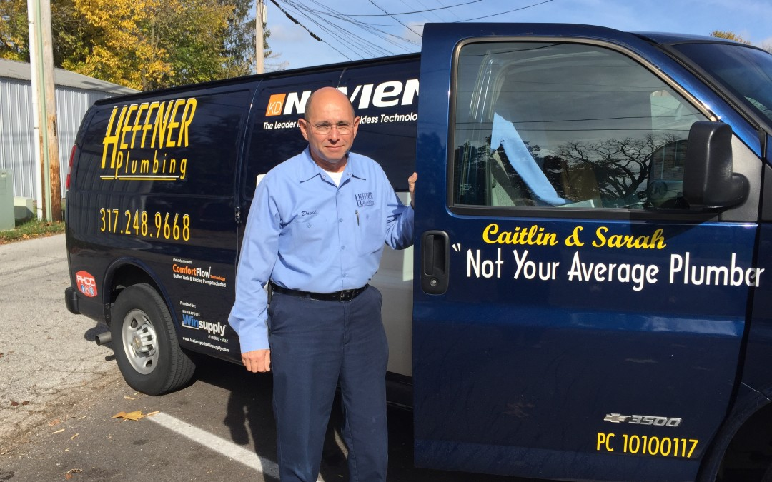 Heffner Plumbing Keeps Business Flowing