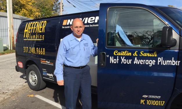 Heffner Plumbing Keeps Business Flowing