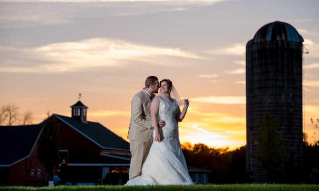 Cosmopolitan Magazine Names Avon Wedding Barn Best in State